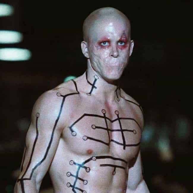 Deadpool - X-Men Origins... is listed (or ranked) 1 on the list The Worst Marvel Costume Adaptations