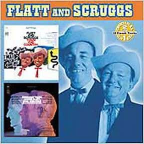 Town is listed (or ranked) 25 on the list The Best Lester Flatt & Earl Scruggs Albums of All Time