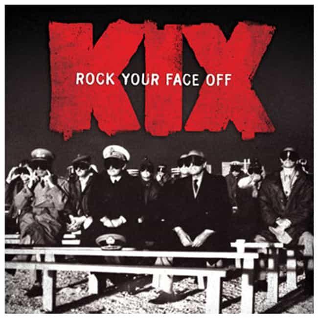 List of All Top Kix Albums, Ranked