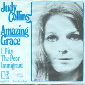 Amazing Grace is listed (or ranked) 24 on the list The Best Judy Collins Albums of All Time