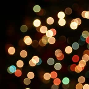 String Lights is listed (or ranked) 7 on the list The Very Best Things About Winter