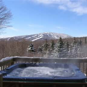 Hot Tubs is listed (or ranked) 21 on the list The Very Best Things About Winter