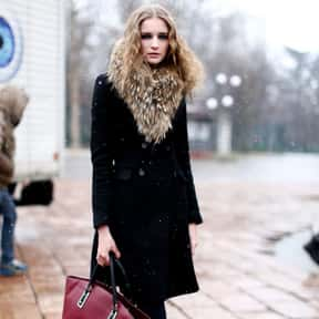 Winter Fashion is listed (or ranked) 25 on the list The Very Best Things About Winter