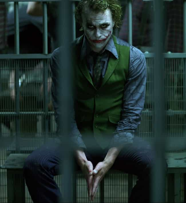 The Joker's Plan is listed (or ranked) 1 on the list 12 Shocking Moments in Comic Book Films