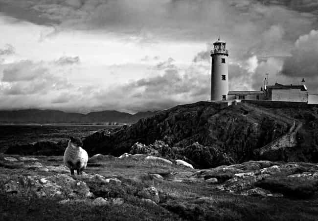 Fanad Lighthouse, Donegal, Ire... is listed (or ranked) 3 on the list The Most Awe-Inspiring Lighthouses in the World