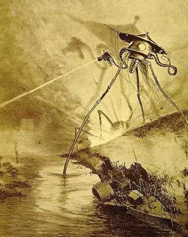 The Original 'War Of The World... is listed (or ranked) 3 on the list The Biggest Historical Myths That People Think Are Fact