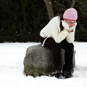 Season Depression is listed (or ranked) 15 on the list The Absolute Worst Things About Winter
