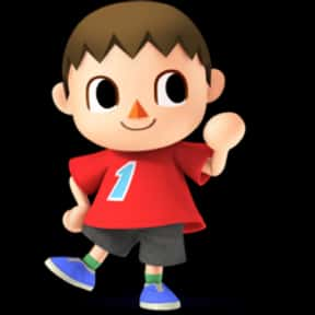 Villager is listed (or ranked) 23 on the list The Best Super Smash Brothers 4 Characters (Wii U & 3DS), Ranked