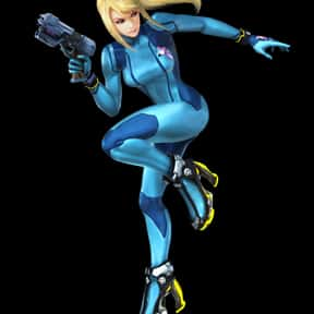 Zero Suit Samus is listed (or ranked) 3 on the list The Best Super Smash Brothers 4 Characters (Wii U & 3DS), Ranked
