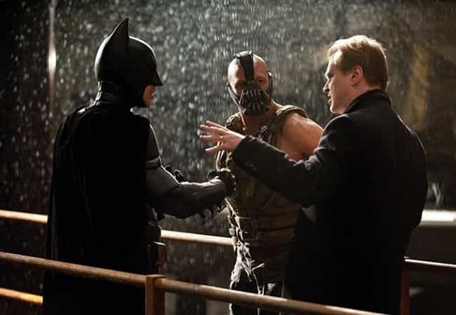 Fight Direction is listed (or ranked) 3 on the list The Best Behind the Scenes Photos from The Dark Knight Rises