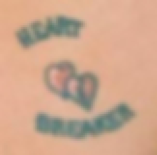 Two Hearts is listed (or ranked) 1 on the list Jenna Jameson Tattoos