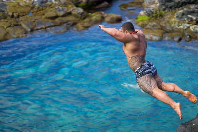 Cliff Jumping is listed (or ranked) 4 on the list The Best Things To Do For An Adrenaline Rush
