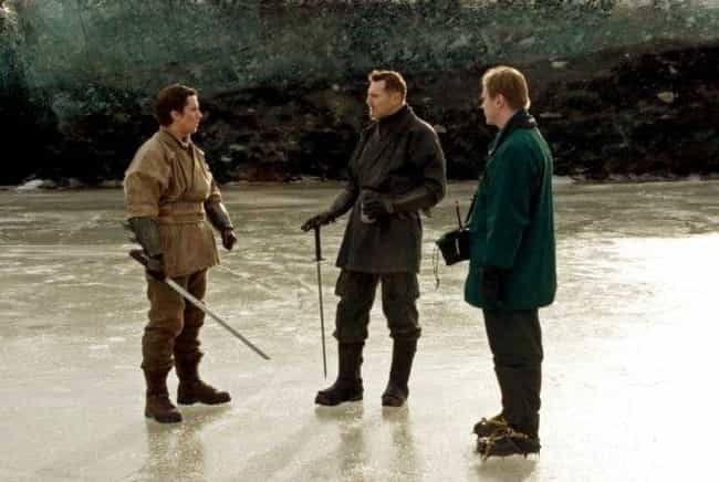 I Know Kung Fu is listed (or ranked) 4 on the list The Best Behind the Scenes Photos from Batman Begins
