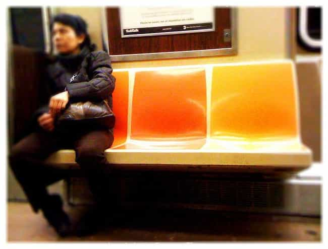 Giving Up Subway Seat is listed (or ranked) 4 on the list Polite Things You Most Wish People Still Did Regularly