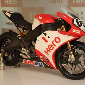 Hero Motorcorp is listed (or ranked) 25 on the list The Best Motorcycle Brands