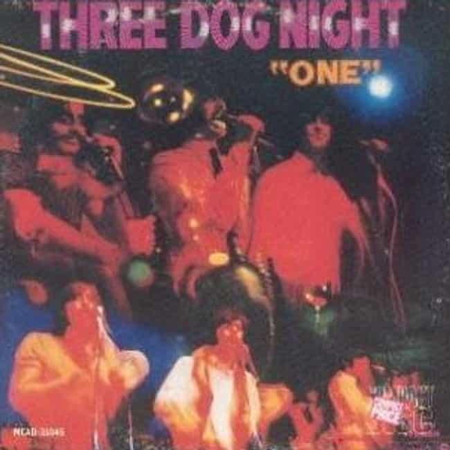 Three Dog Night is listed (or ranked) 5 on the list The Best Three Dog Night Albums of All Time