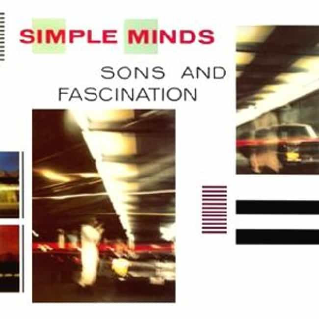 Sons and Fascination is listed (or ranked) 2 on the list The Best Simple Minds Albums of All Time