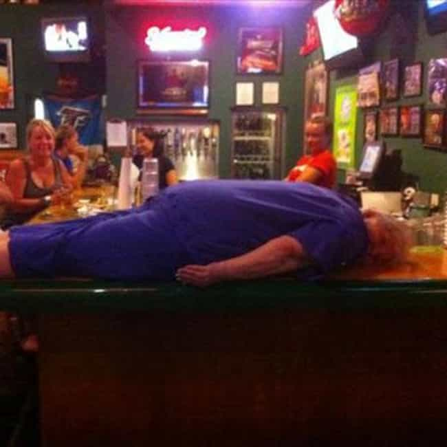 Dealing With Incoherent People is listed (or ranked) 1 on the list The 30 Worst Things About Being A Bartender