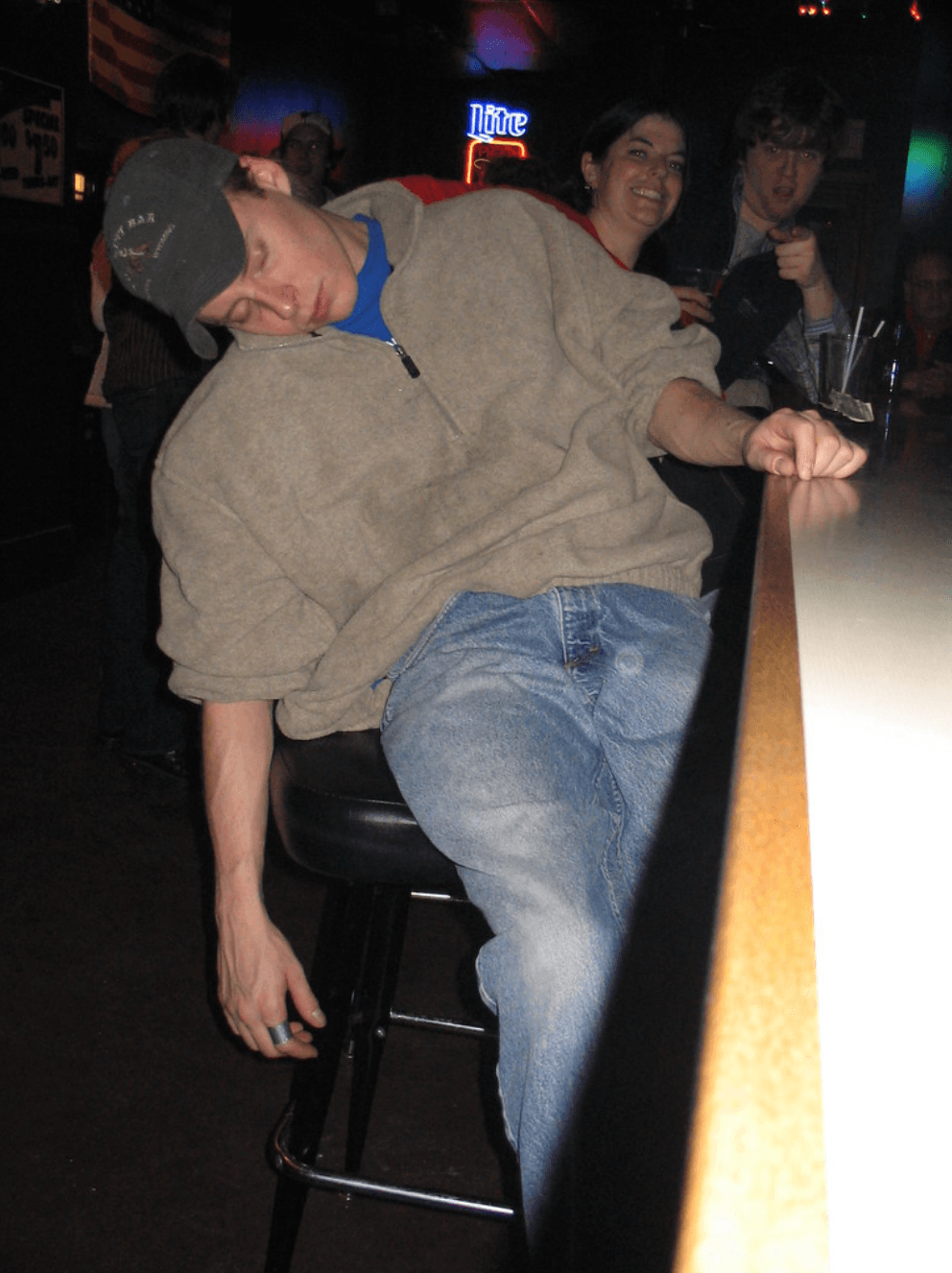 Image of Random Worst Things About Being A Bartend