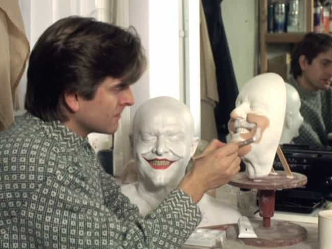 Smile is listed (or ranked) 4 on the list The Best Behind the Scenes Photos from Batman (1989)