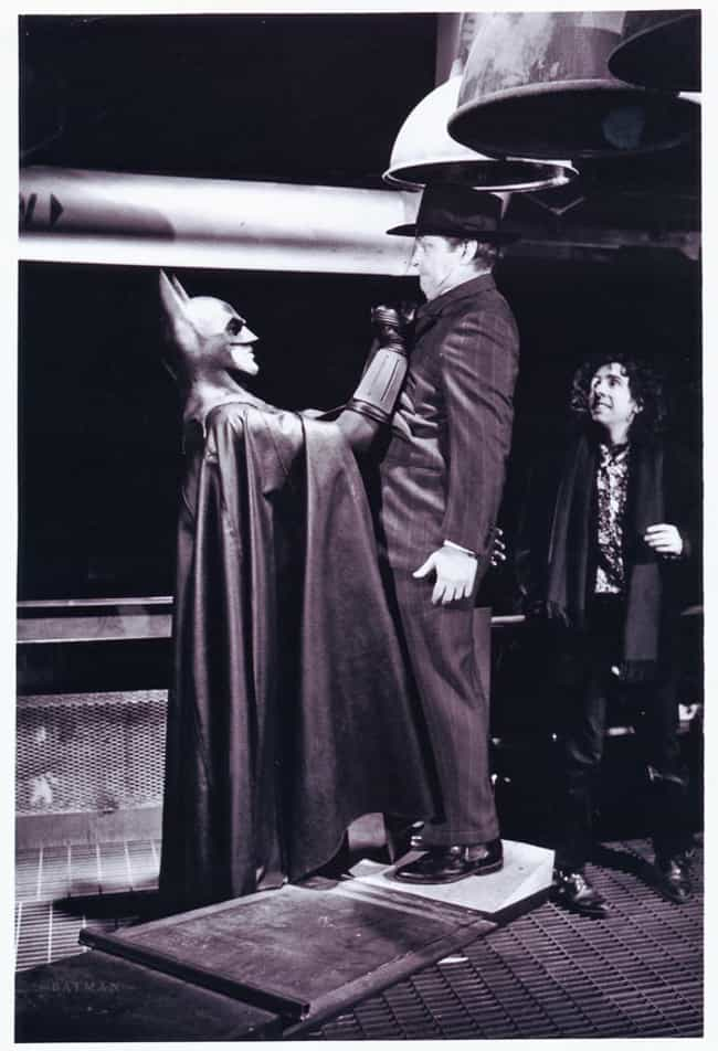 Movie Magic is listed (or ranked) 3 on the list The Best Behind the Scenes Photos from Batman (1989)