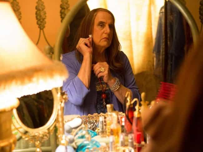 Maura Pfefferman is listed (or ranked) 4 on the list The Greatest Fictional Transgender People