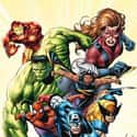Marvel Adventures: The Avenger... is listed (or ranked) 19 on the list The Best Avengers Versions Of All Time