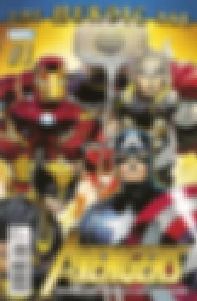 Avengers (Vol. 4 2010-2012) is listed (or ranked) 2 on the list The Best Avengers Interpretations