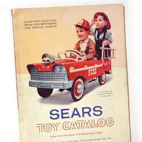 Sears Catalog is listed (or ranked) 8 on the list The Best Cat Things