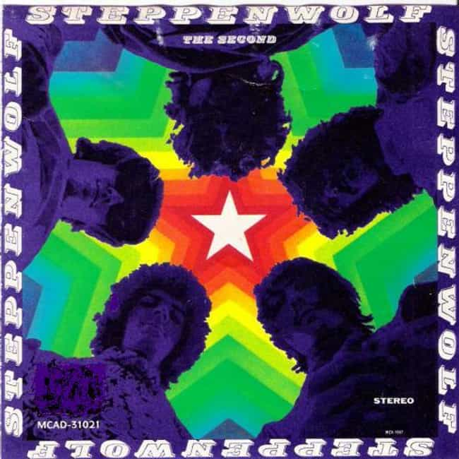 The Second is listed (or ranked) 2 on the list The Best Steppenwolf Albums of All Time