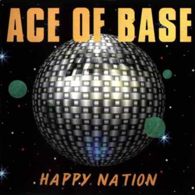 Happy Nation is listed (or ranked) 3 on the list The Best Ace Of Base Albums of All Time