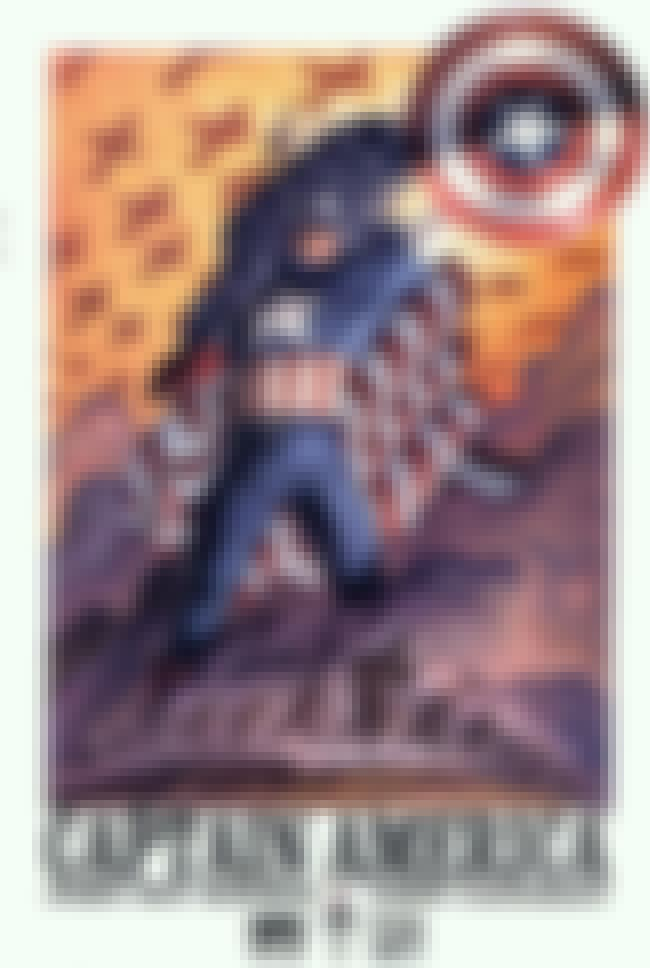 Captain America (Vol. 4) is listed (or ranked) 4 on the list The Best Versions of Captain America, Ranked