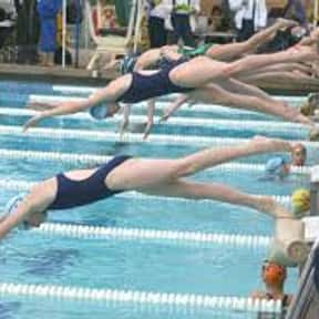 Swimming is listed (or ranked) 1 on the list The Best Solo Sports Ever