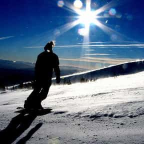 Snowboarding is listed (or ranked) 6 on the list The Best Solo Sports Ever