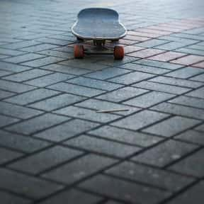 Skateboarding is listed (or ranked) 10 on the list The Best Solo Sports Ever