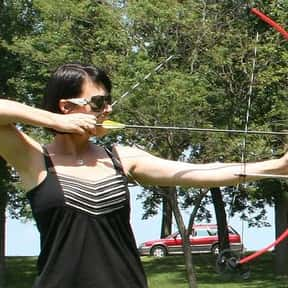 Archery is listed (or ranked) 8 on the list The Best Solo Sports Ever