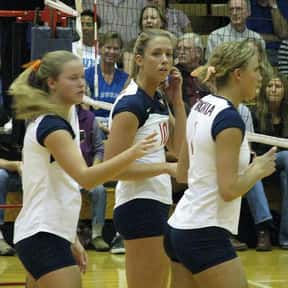 Volleyball is listed (or ranked) 1 on the list The Best Team Sports for Girls