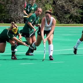 Field Hockey is listed (or ranked) 16 on the list The Best Team Sports for Girls