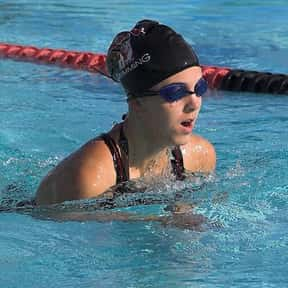 Competitive Swimming is listed (or ranked) 6 on the list The Best Team Sports for Girls