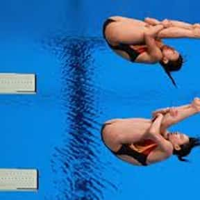 Synchronized Diving is listed (or ranked) 22 on the list The Best Team Sports for Girls