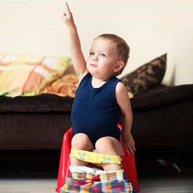 Potty Training Success is listed (or ranked) 4 on the list The Top 20 Parenting Moments That Make It All Worth It
