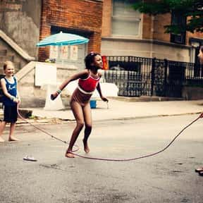 Jump Roping is listed (or ranked) 20 on the list The Best Team Sports for Girls