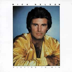 Playing to Win is listed (or ranked) 13 on the list The Best Ricky Nelson Albums of All Time