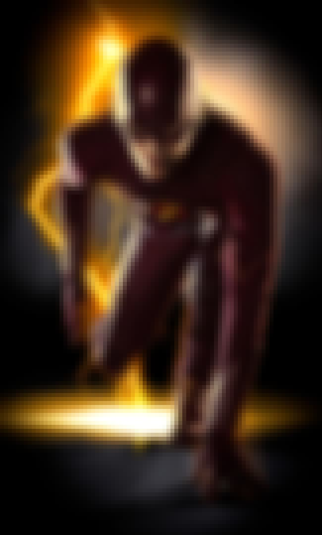 CW's the Flash is listed (or ranked) 3 on the list The Best Interpretations of The Flash