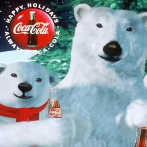 Coca Cola Bear is listed (or ranked) 1 on the list The Best Fictional Polar Bears of All Time