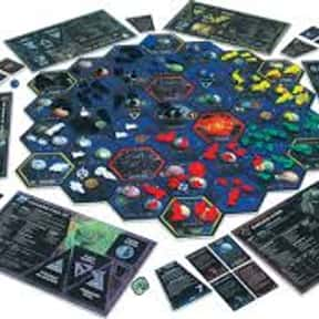 Twilight Imperium (Third Editi is listed (or ranked) 13 on the list The Best Board Games For 6-8 Players