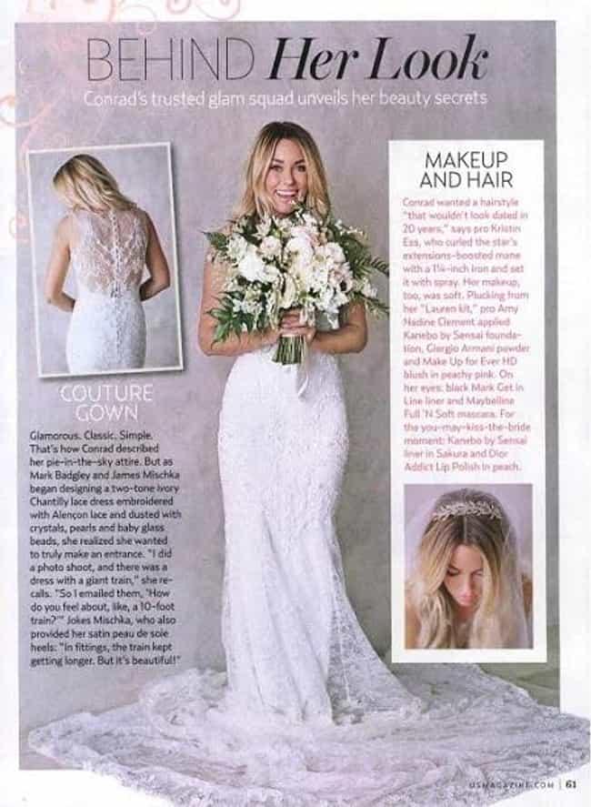 The Most Stunning Celebrity Wedding Dresses