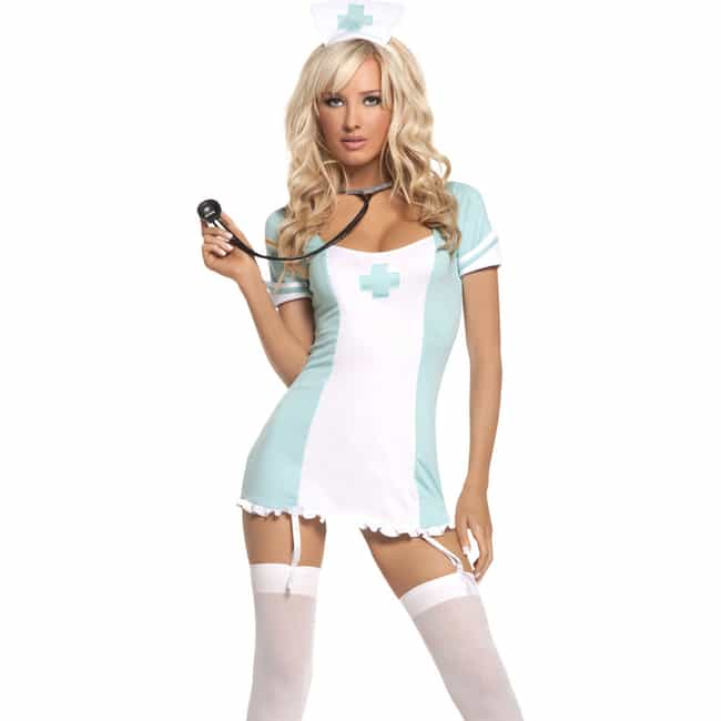 Sexy Medical Practitioner is listed (or ranked) 2 on the list The Most Impractical Sexy Halloween Costumes Ever