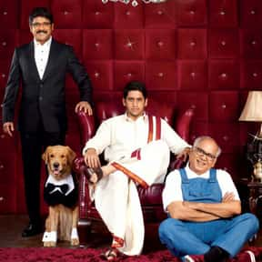 Manam is listed (or ranked) 12 on the list The Best Reincarnation Movies