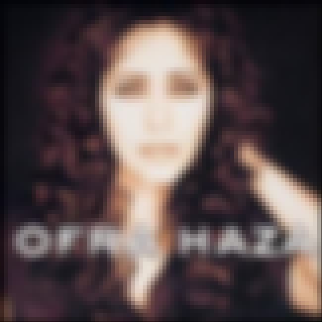 Ofra Haza is listed (or ranked) 3 on the list The Best Ofra Haza Albums of All Time